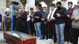تشييع جنازة حافظ أبو سعدة.. ومحبوه يغيبون بسبب كورونا