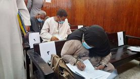 أسوان: 45 مرشحاً للنواب في 5 أيام من بين 129 خضعوا للكشف الطبي