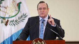 رئيس جواتيمالا يعلن إصابته بفيروس كورونا