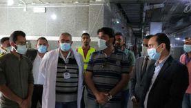 هيئة الرعاية الصحية تتابع أعمال رفع كفاءة المستشفيات ببورسعيد