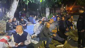 """تجمع العشرات بمصنع """"سماد طلخا"""" احتجاجا على بيعه"""