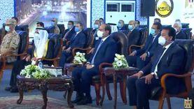 عاجل.. السيسي يفتتح مطار البردويل و6 مشروعات جديدة في سيناء