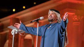 حسين الجسمي يحصد 600 ألف مشاهدة من أغنية «حي هالصوت»