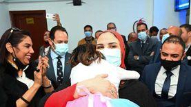 وزيرة التضامن: لن نسمح بوجود أطفال مصر في الشارع بلا مأوى