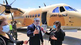 تفاصيل المرحلة الثالثة من المساعدات المصرية إلى لبنان (صور)