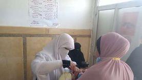 حملة التطعيم ضد شلل الأطفال بشمال سيناء تحقق المستهدف خلال يومين