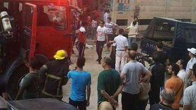 عاجل.. السيطرة على حريق عقار جسر السويس.. ومصدر: لا وفيات أو مصابين