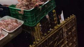 التحفظ على 7.5 طن مواد غذائية غير صالحة للاستهلاك الآدمي بالإسكندرية