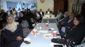 «إفطار المحبة» في جامع عثمان بن عفان بوسط نيويورك
