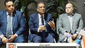 مسلم: المصالحة مع الإخوان قرار مرفوض شعبيا