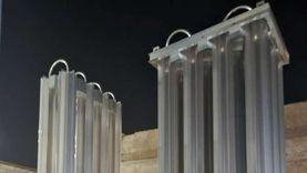 تركيب خزان أكسجين بمستشفى رأس غارب المركزي بتكلفة مليوني جنيه