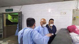 صحة الغربية: تعافي 28 حالة مصابة بكورونا وخروجهم من أقسام العزل