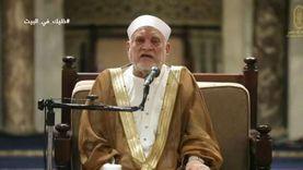 أحمد عمر هاشم يطالب بـ«قوة إسلامية» لردع الاحتلال الإسرائيلي