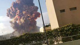القصيفي: إصابة 15 صحفيا بجريدة النهار اللبنانية في انفجار بيروت