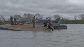 حوادث عالمية: مصرع 6 بغرق قارب جنوب البرازيل.. وحريق في بغداد