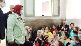 مدرسة مصغرة.. ضبط أكبر مركز للدروس الخصوصية غرب الإسكندرية (صور)