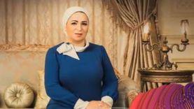 تهاني ودعوات.. قرينة الرئيس تشارك المصريين الفرحة في الأعياد والمناسب