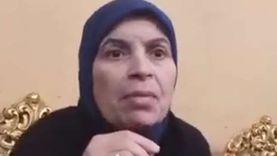 والدة الطبيب ضحية الطعن بطوخ: شاهدت ابني في الجنة وأحتسبه شهيدا