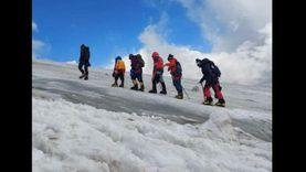 ارتفاع عدد قتلى متسلقي جبل إلبروس شمال القوقاز إلى 5 أشخاص