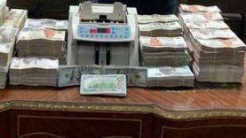 ضبط متهم بالاتجار غير المشروع في النقد الأجنبي بالمنيا