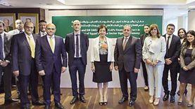 """""""الأهلي المصري"""" وبنك الاستثمار الأوروبي يوقعان عقد تمويل جديدا لدعم المشروعات الصغيرة والمتوسطة"""