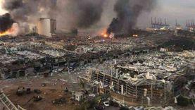 لبنان يطالب الإنتربول بوقف مالك وقبطان السفينة التي حملت مادة الانفجار