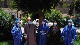 تعافي 27 حالة جديدة من كورونا في بني سويف