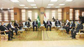 وزير القوى العاملة يناقش مع محافظ كفر الشيخ تعزيز التعاون لمواجهة كورونا