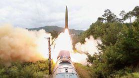 كوريا الشمالية: أطلقنا صواريخ باليستية من قطار لأول مرة (صور)