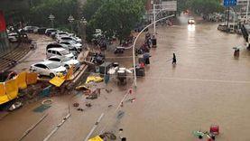 فيضانات تركيا.. المياه تزيل عشرات المنازل