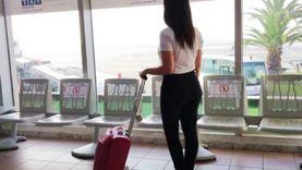 مطار القاهرة يستقبل 75 رحلة بـ7119 راكبا اليوم