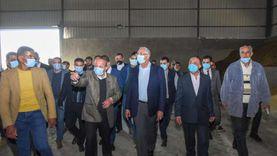وزير الزراعة يفتتح المحجر الطبي لشركة الدلتا بالإسكندرية