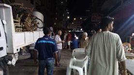 رئيس مدينة مرسى مطروح: تحرير 30 محضرا وإزالة 150 حالة إشغال