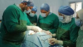 إجراء 32 فحصا إكلينيكيا وعملية استئصال ورم بالثدي بمستشفى ههيا