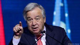 الأمين العام للأمم المتحدة يدعو لوقف إطلاق النار في غزة احتراما للعيد