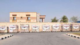 بتوجيهات رئاسية.. مصر ترسل مساعدات طبية للأشقاء في ليبيا