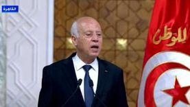 الرئيس التونسي: القاهرة تستطيع قهر كل الصعاب.. ولا مجال لتقسيم ليبيا