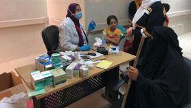 قافلة الأزهر الطبية بسيناء توقع الكشف الطبي على 2800 مريض