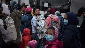 اكتشاف 17 إصابة بفيروس كورونا بين المهاجرين باليونان