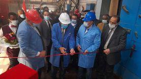 وزير التموين ومحافظ أسوان يتفقدان مشروعات تطوير مصنع سكر ومطحن إدفو