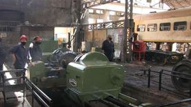 ورش سكك حديد المنيا: 112 عاما صيانة وإصلاح لقطارات الصعيد