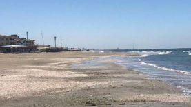 استمرار غلق شواطئ رأس البر في ثالث أيام عيد الفطر