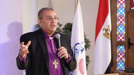 رئيس الإنجيلية يشكر الرئيس لإصداره قرارا جمهوريًا بتشكيل هيئة أوقاف للطائفة