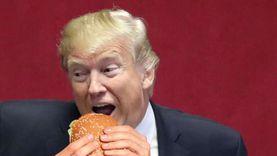 """طعام """"ترامب"""" بعد محاولة تسميمه: فطار خفيف بلحم خنزير.. والأهم العشاء"""