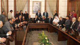 أبوشقة يقرر إلغاء اجتماع الوفد غداً.. وأعضاء الحزب: سينعقد
