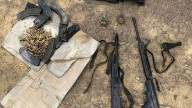 مصرع مسلحين في تبادل إطلاق نار مع الأمن بالجيزة