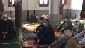 افتتاح 4 مساجد بتكلفة 4 ملايين جنيه في الفيوم