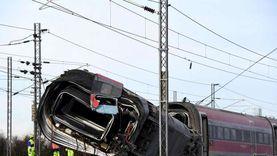 اسكتلندا تكشف عن إصابات شديدة الخطورة في حادث القطار