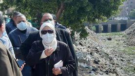 مصدر لـ«الوطن»: رفع 800 طن مخلفات وقمامة من مخر السيل بالمعصرة