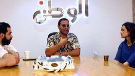 أحمد فهمي يعلن لأول مرة احتمالية غيابه عن دراما رمضان 2022